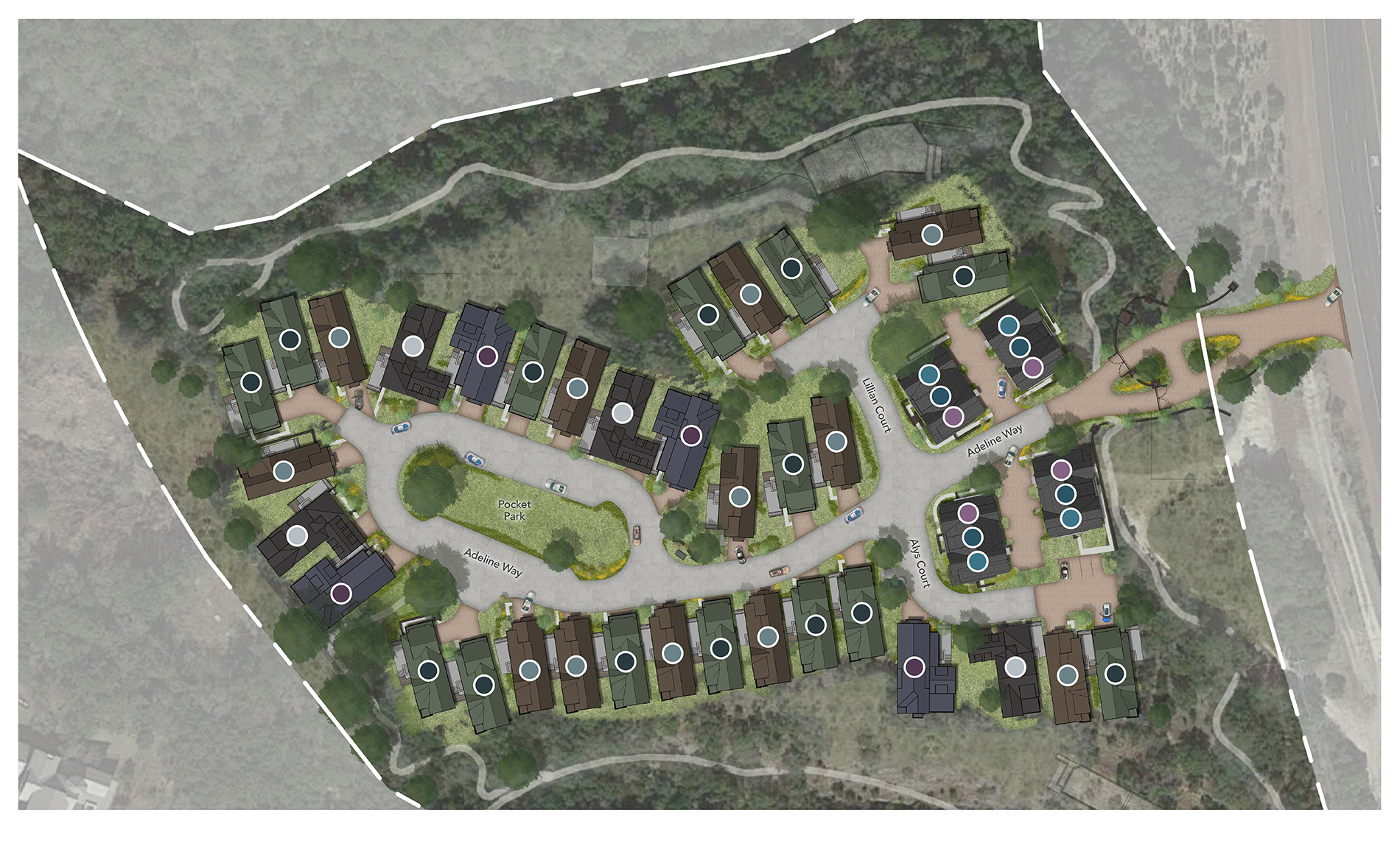 Addie Site Plan