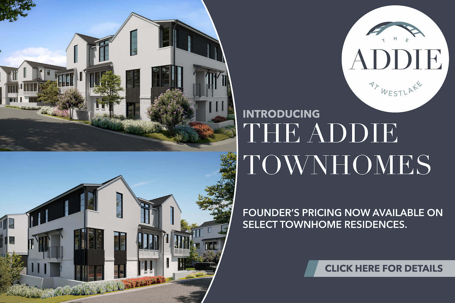The Addie Townhomes